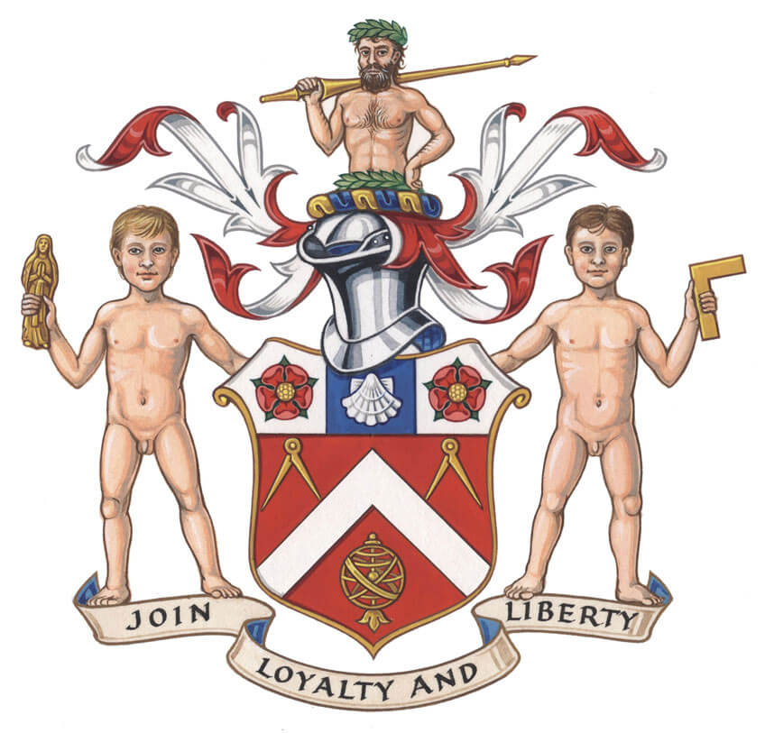 The Worshipful company of Joiners and Ceilers of the city of london